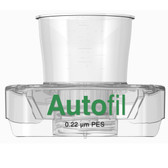 Centrifuge Funnel Only, 15mL, 0.2um PES, Autofil, case/48