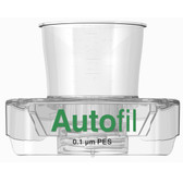 Centrifuge Funnel Only, 15mL, 0.1um PES, Autofil, case/48