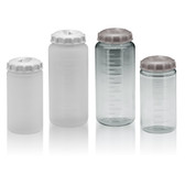 Centrifuge Bottle, 500mL, PC, Seal Cap, Non sterile, Autofil, case/24