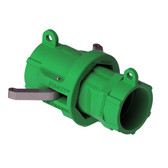 """2"""" NPT KemKey Chemical Safety Coupling Only (Male/ Female ends), For Reducers"""