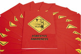 MARCOM Asbestos Awareness Booklet, pack/15