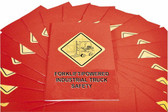 MARCOM Forklift/Powered Industrial Truck Safety Booklet, pack/15