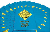 MARCOM Machine Guard Safety Employee Booklet, pack/15