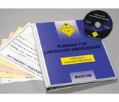 MARCOM Planning for Laboratory Emergencies DVD Program
