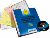 MARCOM Sexual Harassment for Managers and Supervisors DVD Program