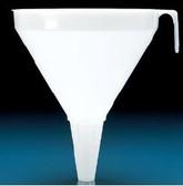 Large Funnel, PP, Diameter 250mm, Length 260mm, Stem Diameter 30mm, case/6
