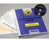 MARCOM OSHA Formaldehyde Standard DVD Program