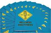 MARCOM-Wellness & Fitness Employee Booklet, pack/15