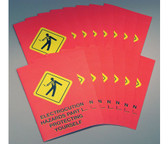 MARCOM Electrocution Hazards Part I: Protecting Yourself (Booklet)