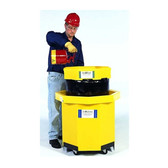 UltraTech 9645 Collector System (Drum Funnel, Drum Spill Tank & Dolly)