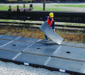 UltraTech 9581 Train Track Containment Pans - Side Pan Cover