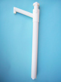 Drum Pump, Polypropylene, 6oz/stroke for 5 gallon containers