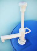30 and 55 gallon Drum Pump, Polypropylene, 13.5oz/stroke