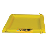 "Justrite 2"" Spill Containment Berm, Choose Size"