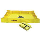 "Justrite Lite 8"" Spill Containment Berm, Choose Size"