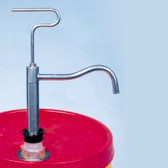 Action 1462 Economy 5 gal Pail Hand Pump, Steel, fits Flexspout opening