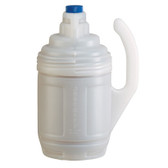 Justrite Bottle Jacket For 4L Glass Solvent Bottle, Polyethylene