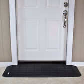 ADA Compliant EZ-Edge Transitions 15 inch  Door Frame Ramp, 49.625  inch  L