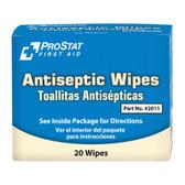 Antiseptic Wipes, Case/24