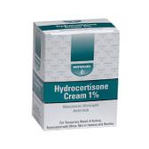 Hydrocortisone Cream 0.9g Packets, Case/12