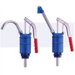 action high viscosity industrial lever action drum pump for oils lubricants