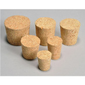 Cork Bottle Stoppers, Small (Size #000 to #4) case/100