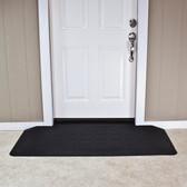 ADA Compliant EZ-Edge Transitions 23.5 inch  Door Frame Ramp, 59.5 inch  L x 2 inch  H