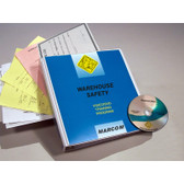 MARCOM Warehouse Safety Training DVD, Choose Language