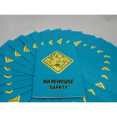 MARCOM Warehouse Safety Training Employee Booklet