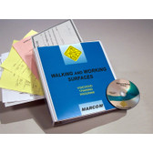 MARCOM Walking, Working Surfaces Safety Training DVD