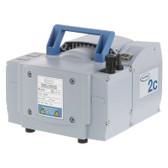 Oil-Free Vacuum Pump MZ 2C NT, 100-120V/50-60Hz, NRTL