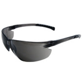 Radnor Classic Plus Safety Glasses, Gray Hard Coat Lens, case/12
