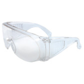 Radnor Visitor Spec Series Safety Glasses with Clear Lens, case/12