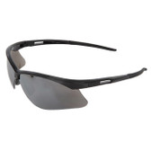 Radnor Premier Series Safety Glasses with Smoke Mirror Lens, case/12