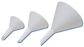 Lab Funnel, PTFE, 30 x 50mm, Each