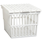 Nalgene 6917-0127 Autoclaving Basket, Polypropylene, 105 x 123 x 154mm, case/6