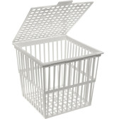 Nalgene 6917-0230 Autoclaving Basket, Polypropylene, 233 x 230 x 239mm, case/6