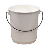 Nalgene 7012-0080 Bucket, Autoclavable, Graduated, Polypropylene 7.6L, case/6