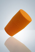 Sterile Stopper, Orange, Choose Size, Pack/10
