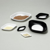 Weigh Boats, Disposable Balance Dishes, 5mL, Diamond, Case/15,000