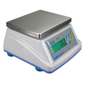 WBW Washdown Scales, 5lbs - 35lbs, Stainless Steel Pan