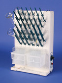 Lab-Aire II Polypropylene Single-Sided Electric Benchtop Dryer, 3 Tier, 230V