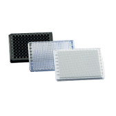 Cell Culture Microplate 96 Well Plate, white, cellGrade premium, Trans F-Bottom, Pack 50