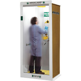 HEMCO 16601 Emergency Shower/Decontamination Booth
