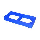 SciMatCo SC9461 Mini Stak-a-Cab Floor Stand for Corrosives Cabinet