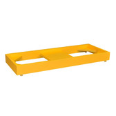 SciMatCo SC1861 Stak-a-Cab Floor Stand - Yellow