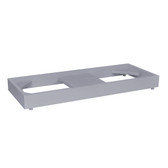 SciMatCo SC2061 Stak-a-Cab Floor Stand - Gray