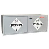 SciMatCo SC2460 Stak-a-Cab Poison Cabinet