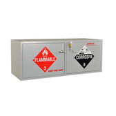 SciMatCo SC2060 Stak-a-Cab Combination Acid/Flammables Cabinet