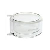 Chemglass CG-1107-10 Jacketed Beaker, 100 x 50mm ID, 135 x 70mm OD